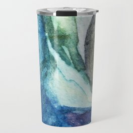 Blue Shell Travel Mug