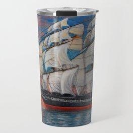 Sailing ship Travel Mug