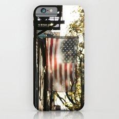 American Flag Slim Case iPhone 6s