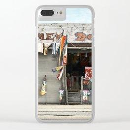 236 Alameda Clear iPhone Case