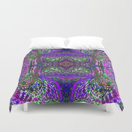 Points II Duvet Cover