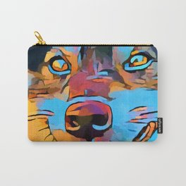 Shiba Inu 3 Carry-All Pouch