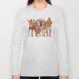 Voltron - Beach Volleyball Long Sleeve T-shirt