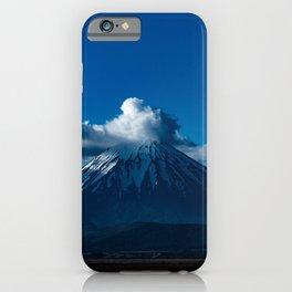 Mt Doom iPhone Case