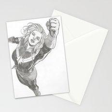Carol Danvers. Stationery Cards