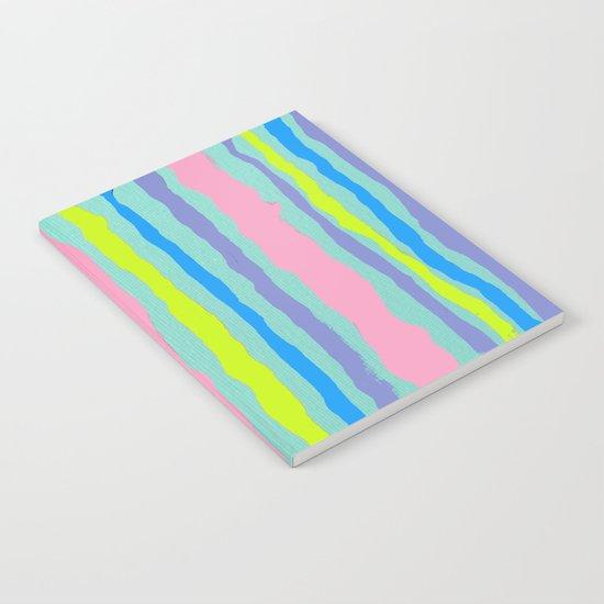 SUMMER STRIPE Notebook