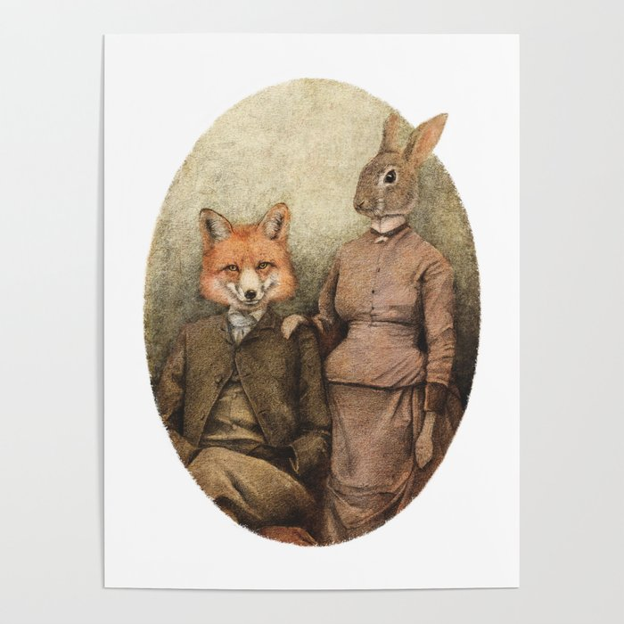 The Foxes Poster