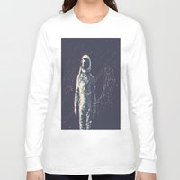 spaceman Long Sleeve T-shirts featuring Spaceman by Aeodi Graphics