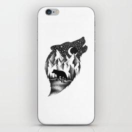 THE CALL iPhone Skin