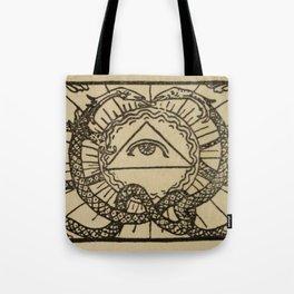 Magic Eye Tote Bag