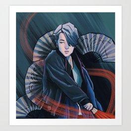 BTS Jimin Idol MAMA Performance Art Print