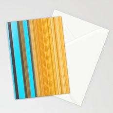 Sablo Lio Blue Yellow Stationery Cards