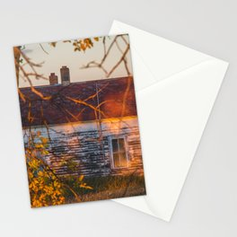 Curious Farmstead, North Dakota 3 Stationery Cards
