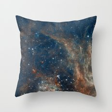Space 05 Throw Pillow
