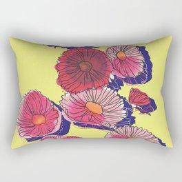 'Cosmos'politan / Flowers in sunlight Rectangular Pillow