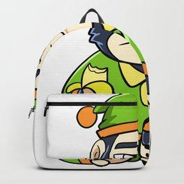 Gorilla Elf Backpack