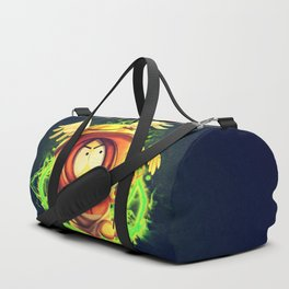 Greek God Kenny Duffle Bag