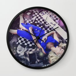 Fairytale Junkie Wall Clock