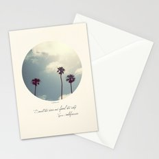 Feel The Sky Stationery Cards