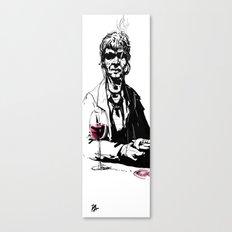 Bandido Bebedo Canvas Print