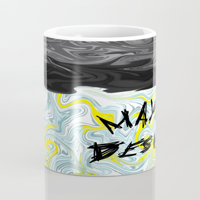 Messy Cloud Coffee Mug