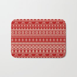 Christmas Jumper Bath Mat