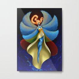 Daedania: Goddess of Life Metal Print