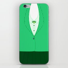 Here comes the cootie squad iPhone Skin
