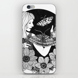 Daydreamer (Aurora Aksnes) iPhone Skin