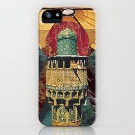 Sunset in Babylon iPhone Case