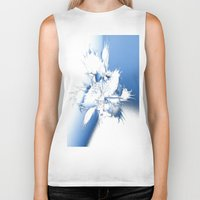 angel wings Biker Tanks featuring Angel Wings by Brian Raggatt