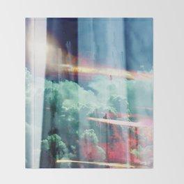 glitch cloud 8. Throw Blanket