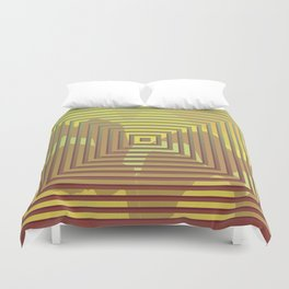 TOPOGRAPHY 2017-018 Duvet Cover