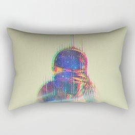 The Space Beyond - Astronaut Rectangular Pillow