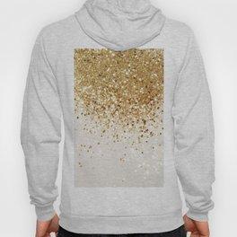 Sparkling Gold Glitter Glam #2 #shiny #decor #art #society6 Hoody