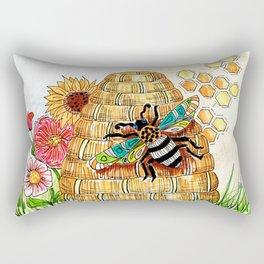 Buzzzzzzz Rectangular Pillow