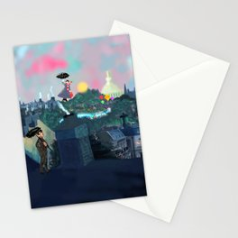 Magical Skies Stationery Cards