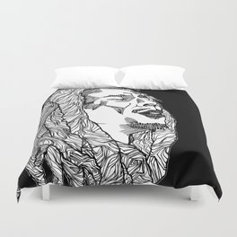 Get up, Stand Up Duvet Cover