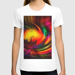 Time- Tunel100 T-shirt