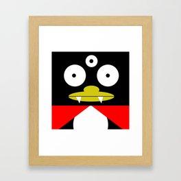 Nibbler Framed Art Print
