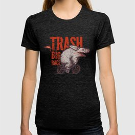 Trash BIG RACE T-shirt