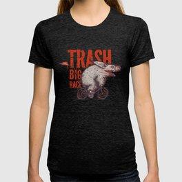 Trash BIG RACE T-shirt