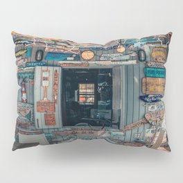 Cafe Bahamas decoration Pillow Sham