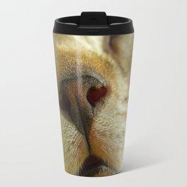 cat noise Travel Mug