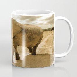 Wildlife big Elephant Coffee Mug