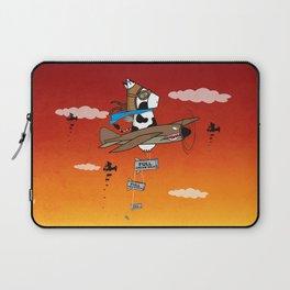 Muso Milkwar Aircraft Laptop Sleeve