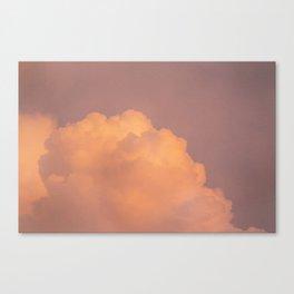 Cloud v.3 Canvas Print