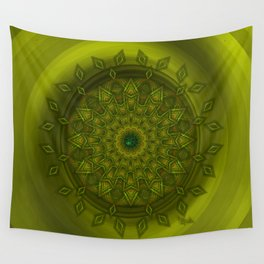 Positive thoughts - Jewel Mandala Wall Tapestry