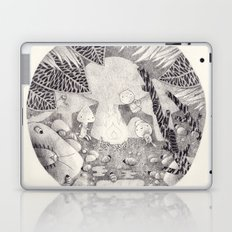 tri Laptop & iPad Skin