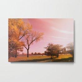 Montrose Sunset Metal Print